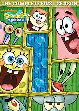 SpongeBob SquarePants Complete 1st First Season 1 One DVD Set Series Nickelodeon