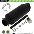 51mm Motorcycle Exhaust for Universal Muffler Pipe Noise Sound Eliminator