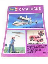 VINTAGE REVELL MODEL KIT Catalogue 1978