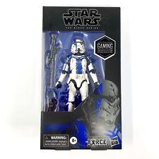 Star Wars The Force Unleashed Stormtrooper Commander Black Series Figure