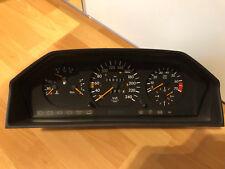 Mercedes-Benz W124 E200 Tacho, 68 Tkm, Garagenwagen, Motometer 124 542 74 69 TOP