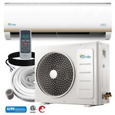 12000 BTU Mini Split Air Conditioner with Heat Pump by Senville 110V