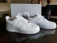 Air Force 1 Sneakers White Mens Nike size 8.5 MEN