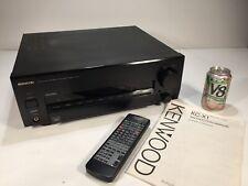 Kenwood KC-X1 Digital AV Control Amplifier / Tuner Receiver with RC-R0900 #2