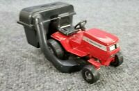 VINTAGE 1:16 SCALE Quality Farm & Fleet Lawn Garden Tractor Mower Coin Bank