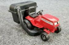 VINTAGE 1:16 SCALE Quality Farm & Fleet Lawn Garden Tractor Mower Coin Bank