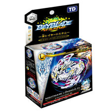 Perfect Gift--Beyblade Alloy B-97 Nightmare Longinus.Toy Gyroscope+Launcher COOL