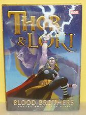 THOR & LOKI: BLOOD BROTHERS HC - Rodi ESAD RIBIC - Marvel  SEALED Complete Story