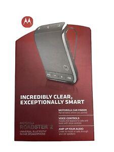 Motorola Roadster 2 98875N Bluetooth Speaker