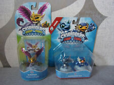Skylanders Breeze & Pet Vac (Trap Team) + Scratch (Swap Force) -  NEU