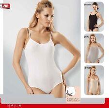 Damen Body- Spaghettiträger-Unterhemd-T- Shirt( 90% Baumwolle)Qualität-N-261