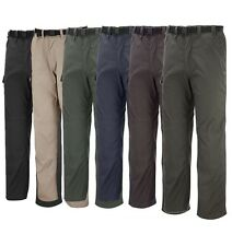 CRAGHOPPERS MENS KIWI CLASSIC WALKING TROUSERS IN 9 COLOURS FREE TRACKED P&P