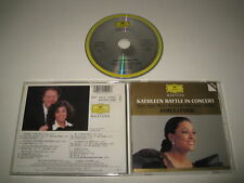 KATHLEEN BATTLE & JAMES LEVINE/IN CONCERT(DG/445 524-2)CD ALBUM