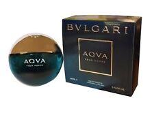 Bvlgari Aqva (Aqua) Men Cologne 5.0 5 OZ 150 ML Eau De Toilette Spray Nib Sealed