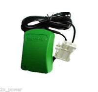 6v Green Battery Charger Authentic Peg Perego MECB0037U for Ride On Toys 6 Volt