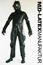 NEW even thicker - MD-Latex - REAL HEAVY RUBBER SUIT 4.0 mm Rubber Latex