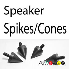 4 Audio Video Isolation Cones Feets Set of 4 Spikes BN