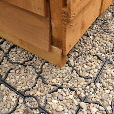 Ground reinforcement system for Driveways and paths
