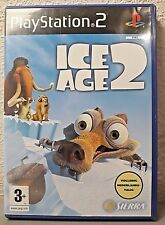 Sony Playstation 2 PS2 Ice Age 2 Complete With Manual!