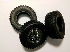 "1.7"" Tires 1/14 Semi Truck wide Tires"