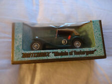 MG TC 1945 diecast model (Matchbox Models of yesteryear)