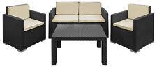 Deuba Garten-Garnituren & -Sitzgruppen mit bis zu 4 Sitzplätzen