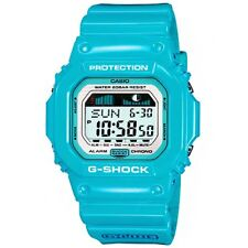 Casio G-Shock G-lide GLX-5600 2DR Chronograph Tide Moon Sports Watch BLUE