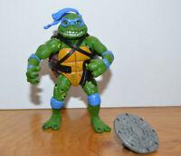 Vintage TMNT MOVIE STAR LEO Action Figure 1992 Ninja Turtles Leonardo Playmates