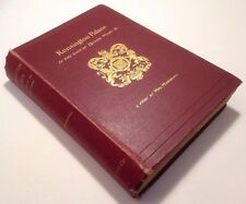 Kensington Palace In The Days Of Queen Mary II - A Story By Mrs. Marshall - 1895