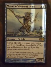 Mtg master of the pearl trident x 1 great condition