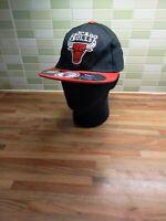 Chicago Bulls Baseball Cap Hat Snapback Official Merchandise RAP Basketball NBA