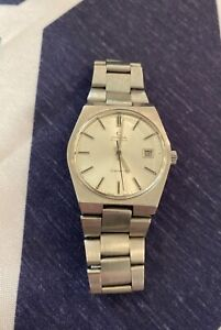 Omega Geneve 166.099 Automatic Watch