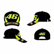 VR46 Valentino Rossi 46 The Doctor Adjustable Cap - Race Black