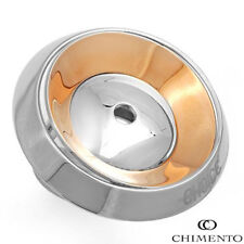 CHOICE by Chimento Ring Made in Italy Stainless Steel size 5.5 US RP:$119.00