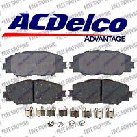 14D1210CH Front Disc Brake Pad Ceramic Pads Set For Lexus HS250h 2010-2012