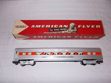 AMERICAN FLYER RARE TRANSITION  #24795-#961 JEFFERSON + ORIGINAL BOX LOT #L-238