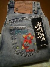 VINTAGE PEPE JEANS LONDON BETTY WOMEN'S/JUNIORS SIZE 25 BRAND NEW USA MADE NWT