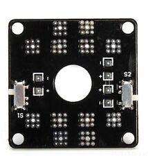 QAV250 CC3D Flight Controller Mini Power Distribution Board LED Control