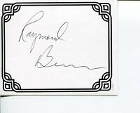 Raymond Benson James Bond Author Writer Signed Autograph Bookplate