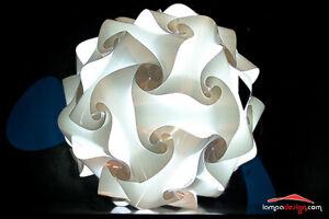 Lamp Sphere Modern Design Bedside Table Terra Room Bed Living Room Mounted