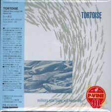 Millions Now Living Will Never Die by Tortoise (CD, Jan-2016)