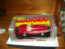 Burago -  Ford  AC Cobra 427  del 1965  scala 1/24