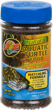 Zoo Med - Natural Aquatic Turtle Dry Food - Hatchling 1.6 Ounce best prices on ebay