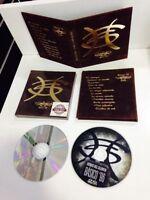 HEROES DEL SILENCIO CD BASICO TERCIOPELO MARRON EDICION 20 ANIVERSARIO NEW NUEVO