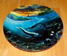 Collector Plate Follow Your Heart The World Beneath The Waves Bradford COA