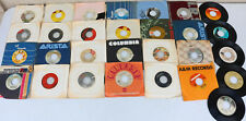 Lot 25+ 45 RPM Records MIXED 80's Rock Other Condition Varies see Photos LOT4