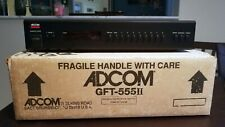 New ListingAdcom Gft-555 Ii Am/Fm Stereo Tuner With Box And Manual