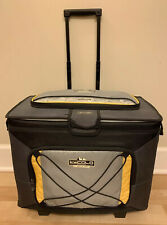 Used Arctic Zone Performance Ice COLD Picnic Sports Rolling Cooler Insulated