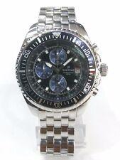 Sartego Ocean Master sports professional Chronograph 200 meter watch SPC41