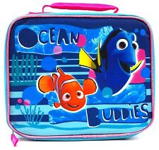 Disney Finding Dory Insulated Lunch Bag Lunchbox New SALE